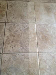 I-V-Lee Carpet Cleaning before and after tile